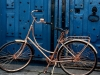 copperbikeartblue